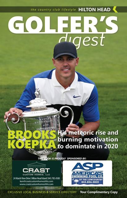 Golfer's Digest